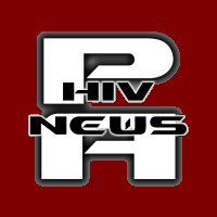 HIV News Logo